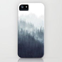 Forest Haze iPhone Case