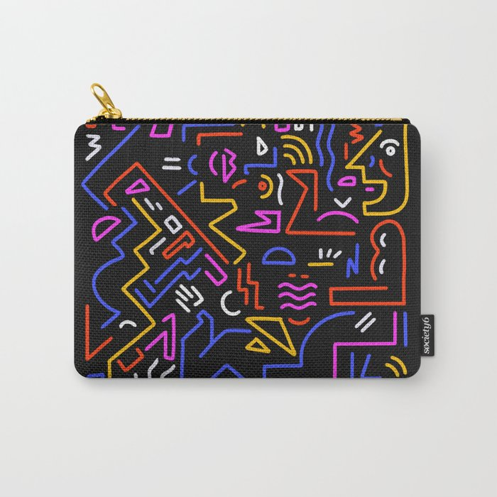 Rock the box Carry-All Pouch
