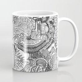 Abstract Pen & Ink #1 Coffee Mug