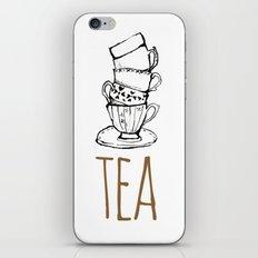 Just Tea iPhone & iPod Skin
