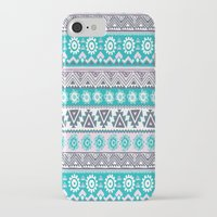 tribal iPhone & iPod Cases featuring Tribal by Julscela