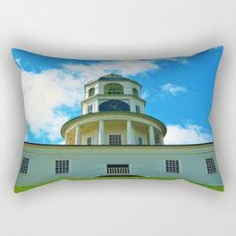 Halifax Town Clock Rectangular Pillow