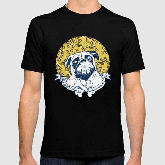 Pug : Small dog, big attitude. T-shirt