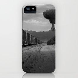 Nuke Train iPhone Case