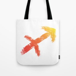 Zodiac sign Sagittarius Tote Bag