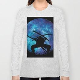 Zoro Silhouette Hunter Long Sleeve T-shirt