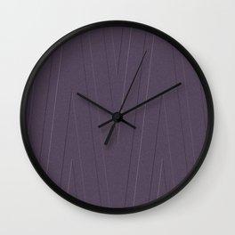 Blackcurrant Jags Wall Clock