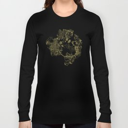 Physarum Polycephalum Long Sleeve T-shirt