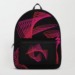 Spiral dance Backpack