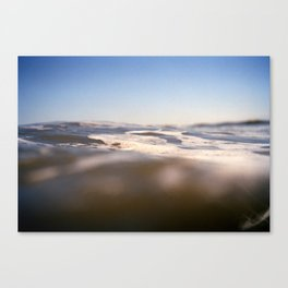 OceanSeris10 Canvas Print