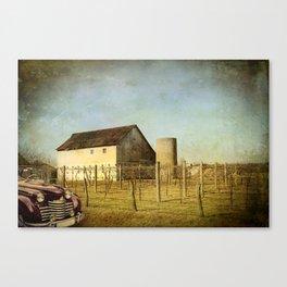 Wine Craft Canvas Print