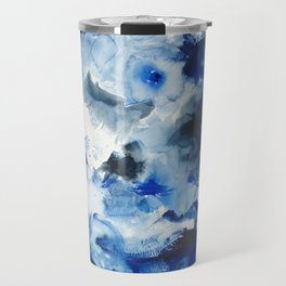 Blustery Weather Travel Mug