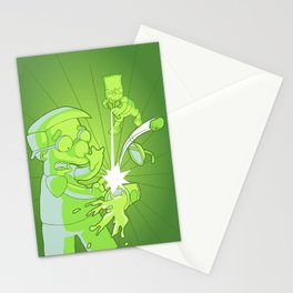 Hard-Traveling Squishee Stationery Cards