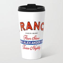 CITIZEN KANE - El Rancho Nightclub Travel Mug