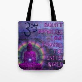 Boundless Buddha Tote Bag