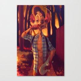 Bruised Canvas Print