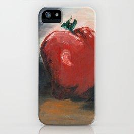An Apple For the Teacher iPhone Case