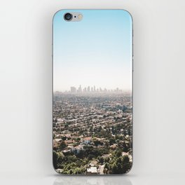 View of the Angels iPhone Skin