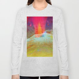 Volcanic Eruption II Long Sleeve T-shirt