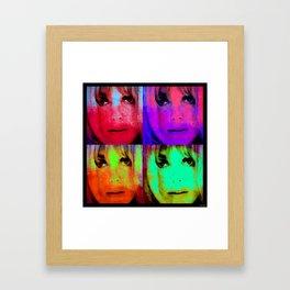 Sharon Tate Framed Art Print
