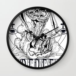 THIS TIME IMPERFECT Wall Clock