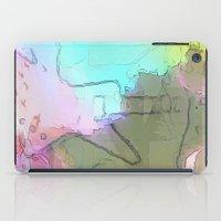 rock n roll iPad Cases featuring Rock 'n' Roll Fantasy by Geni
