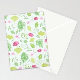 Happy Days Pattern Stationery Cards