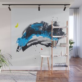 Paint it black IV Wall Mural