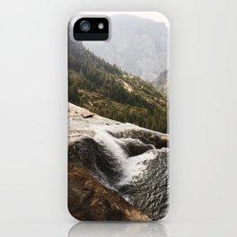 The Merced River, Yosemite iPhone Case