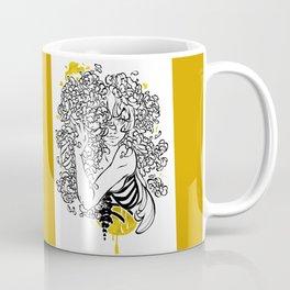 Inktober : Shy Coffee Mug
