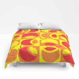 The Funny Pattern  Comforters