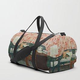 Vintage Room Duffle Bag
