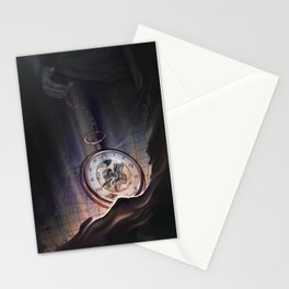 Time Rift Stationery Cards
