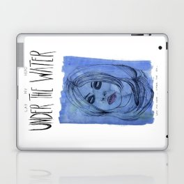 Under The Water Laptop & iPad Skin