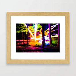 Energy One Framed Art Print