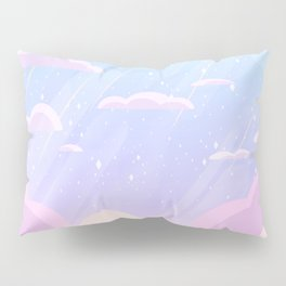 Pastel Heaven Pillow Sham