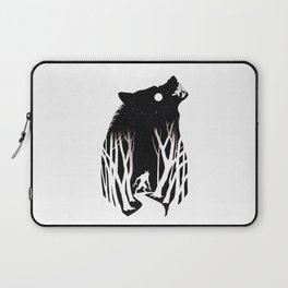 Beast of Bray Road Laptop Sleeve