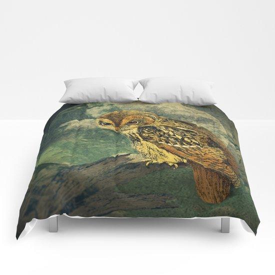 She Waits Comforters