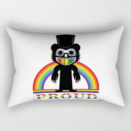 Babadook Proud Rectangular Pillow