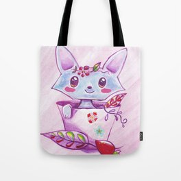 Sweet Fox Tote Bag