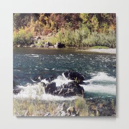 Tranquility on a Summer's Day... Metal Print