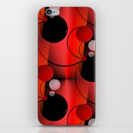 window curtain - energy for your home -2- iPhone Skin