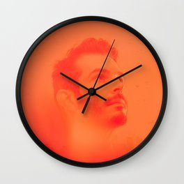 In Your Care Wall Clock