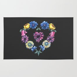 The Heart of It 2 Rug