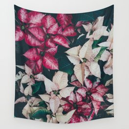 Botanical Beauty Wall Tapestry