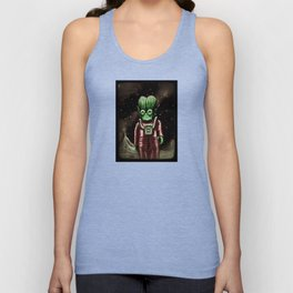 The Visitor Unisex Tank Top