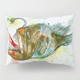 Angler Fish Pillow Sham