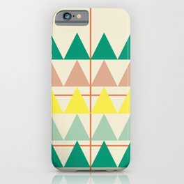 disguise forest || early summer iPhone Case