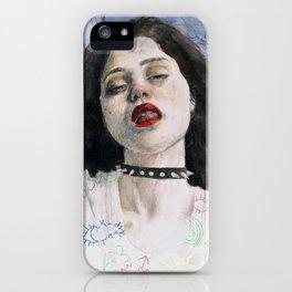 Sky Ferreira II iPhone Case
