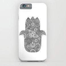 Hamsa - B&W iPhone 6s Slim Case